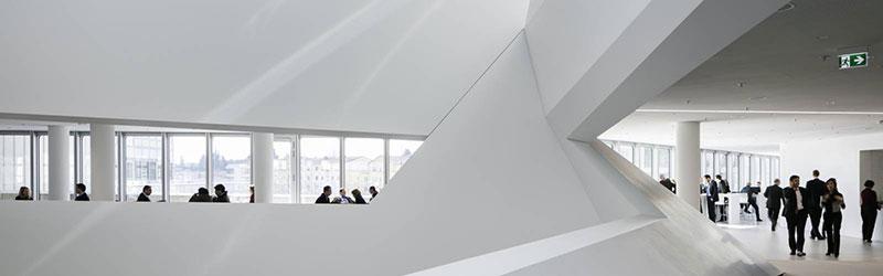 دفتر مرکزی شرکت Osram مونیخ، آلمان