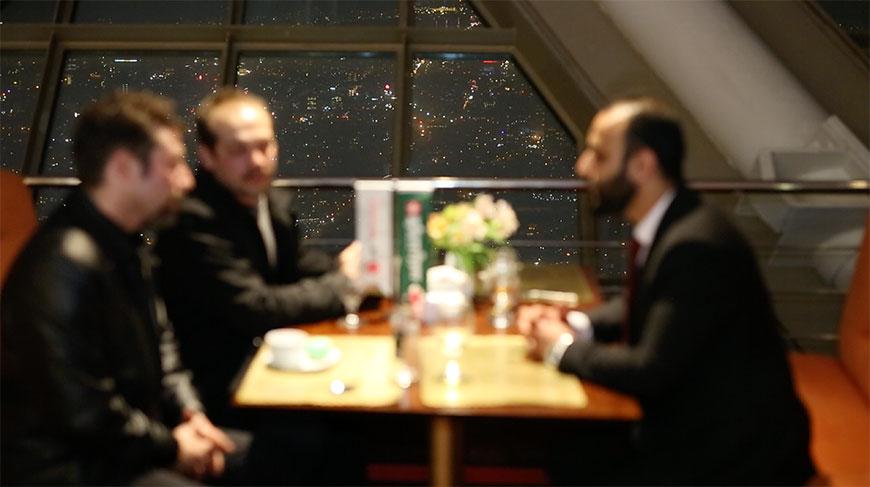 سومین میهمانی و گردهمایی بازرگانی افراش پلاس بهمن 97
