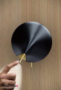 لامپ دیواری استیل با قابلیت چرخش