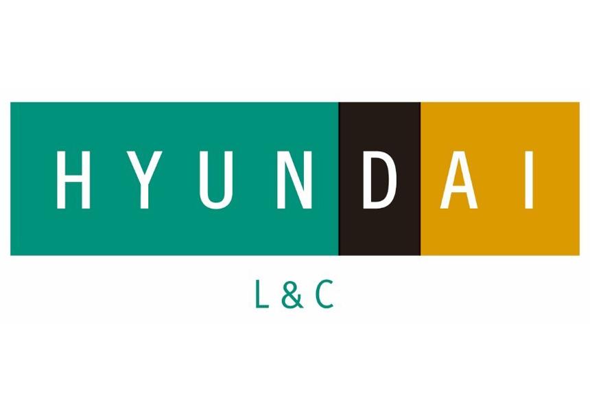 لوگوی رنگی شرکت هیوندای