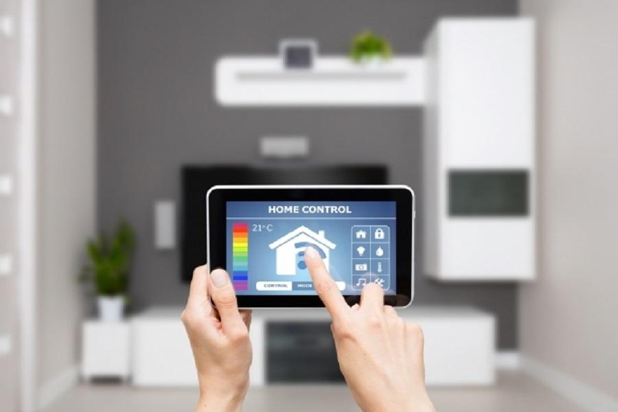 خانه هوشمند به وسیله گوشی و تبلت