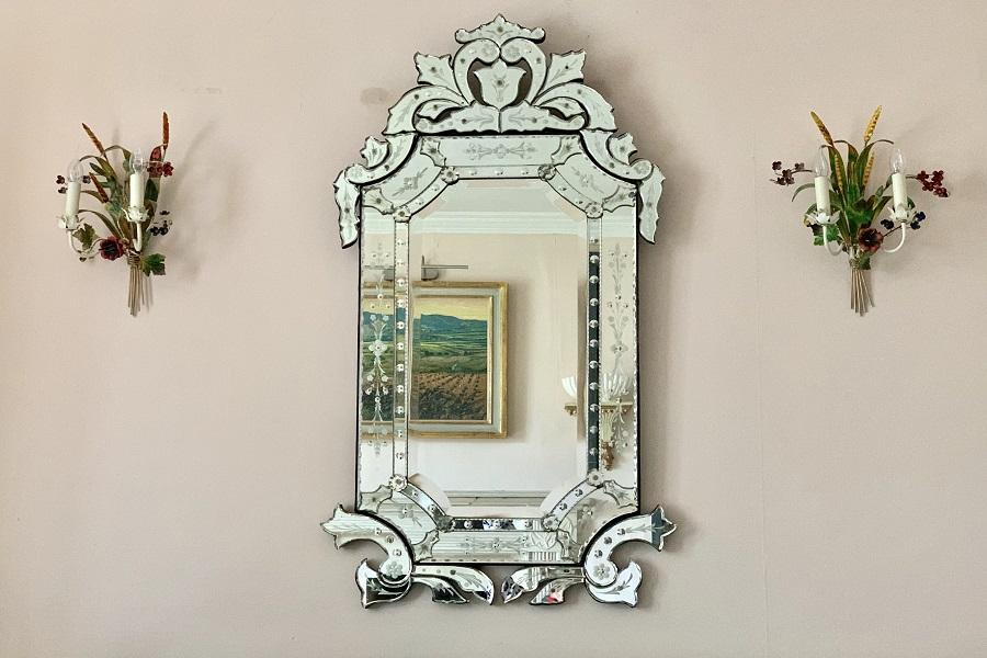 آینه طرح ونیز