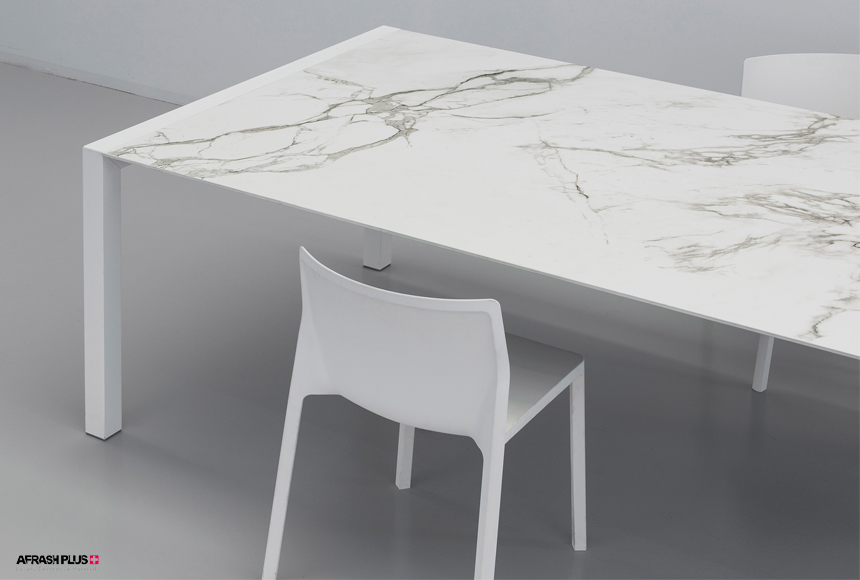 کاربردهای مارمونایت در ساخت رویه انواع میز