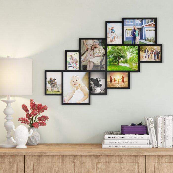 قاب عکس و کتاب به عنوان اکسسوری