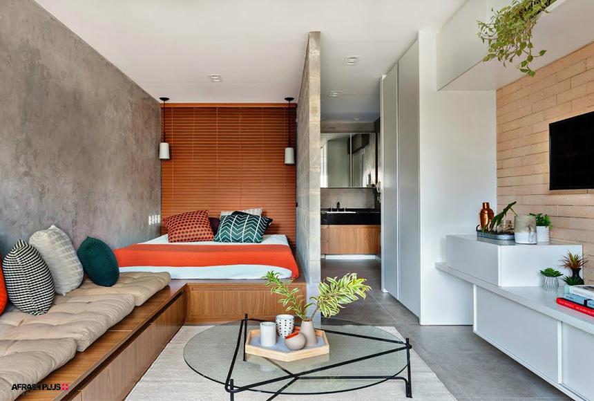 آینده دکوراسیون داخلی ویژه طراحی منازل کوچک و کاربردی