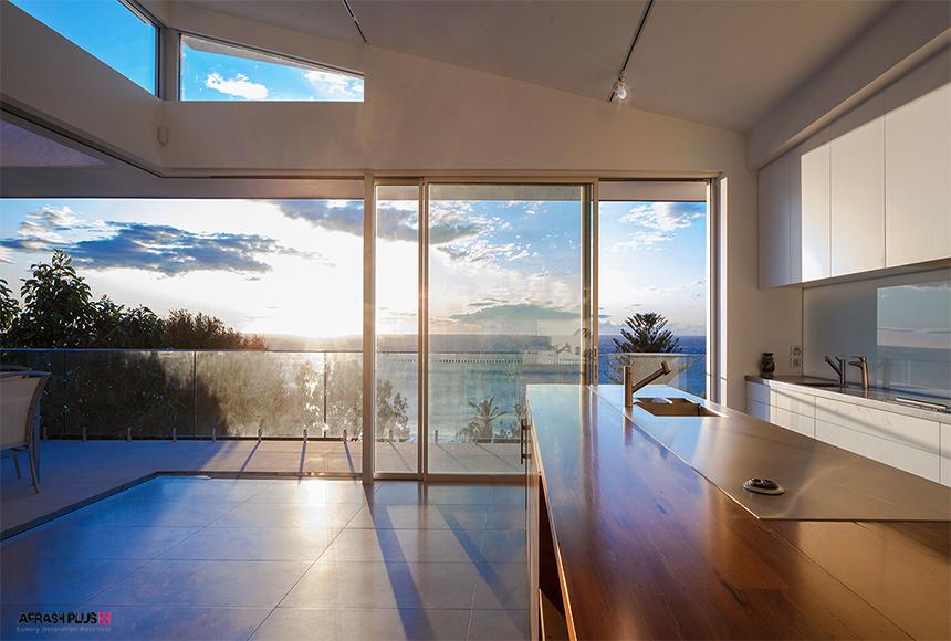 نورپردازی در دکوراسیون داخلی آشپزخانه