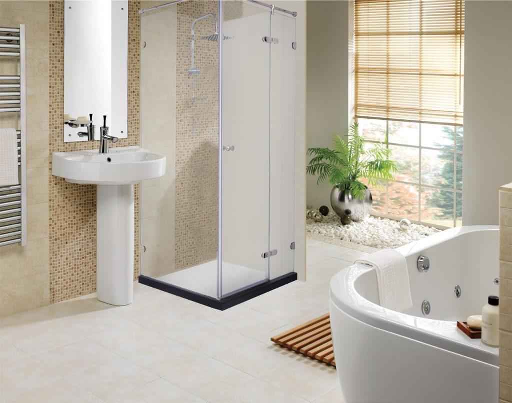 اصول طراحی دکوراسیون حمام