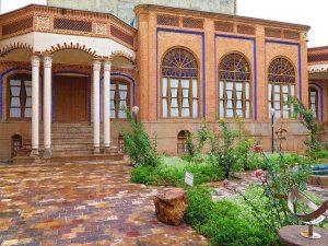 معماری خانه های ایرانی