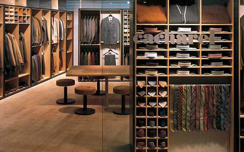 طراحی فروشگاه پوشاک