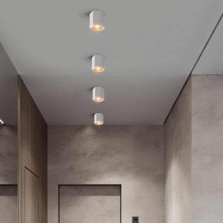 حالتهای نورپردازی داخلی:چراغهای پایین تاب